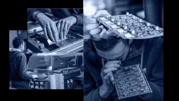 Industrialisation electronic