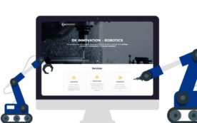 DK Innovation - Robotics
