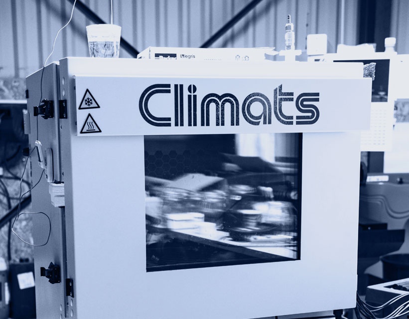 Climatic chamber